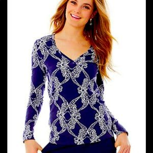 Lilly Pulitzer NEW Chic Top XL